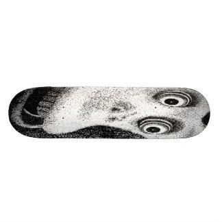 Laughing Monkey 18.1 Cm Old School Skateboard Deck