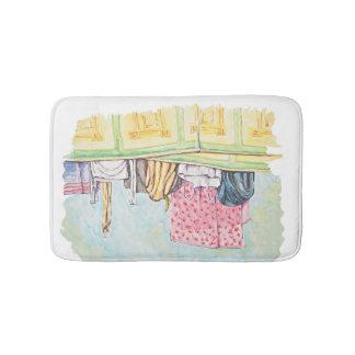 laundry bath mats