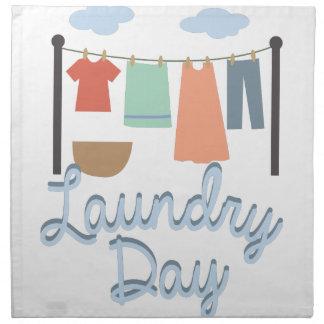 Laundry Day Napkins