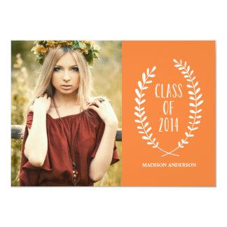 Laurels | 2014 Graduation Party Invitation
