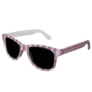 Lava lamp design sunglasses