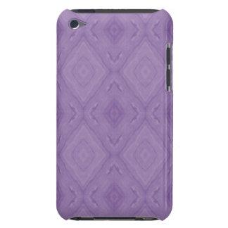 Lavendar Diamond Pattern Case for Motorola RAZR iPod Touch Cover