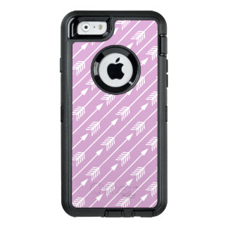 Lavender Arrows Pattern OtterBox iPhone 6/6s Case