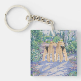 Lavender Dream Key Ring