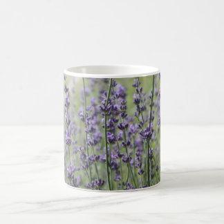 Lavender Flower Mug