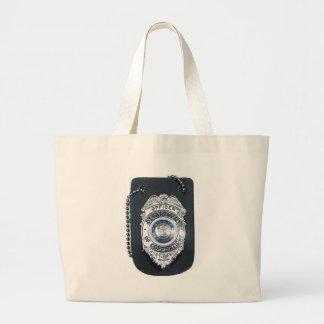 Law enforcement agencies products large tote bag