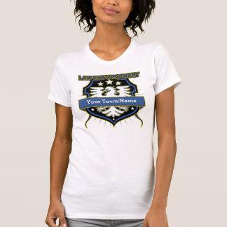Law Enforcement Heraldry Crest T-Shirt