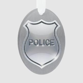 Law Enforcement - Police - SRF Ornament