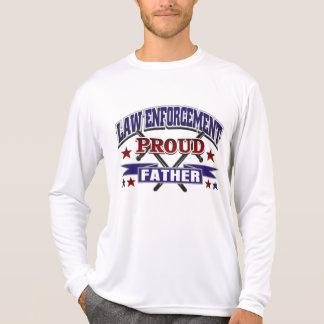 Law Enforcement Proud Father Shirt