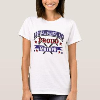 Law Enforcement Proud Mother T-Shirt