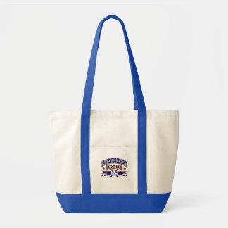 Law Enforcement Proud Son Tote Bag