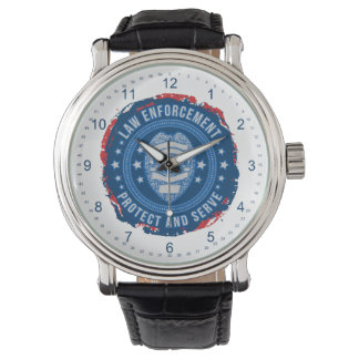 Law Enforcement Seal of Safety Watch