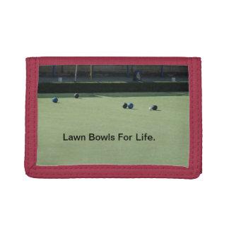 lawn_Bowls_Mens_Wallet, Trifold Wallet