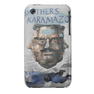 "Layer For Iphone 3G ""Karamazov Brothers "" iPhone 3 Cover"