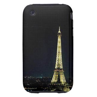 Layer Night in Paris iAcessórios Tough iPhone 3 Covers
