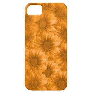 Layered Orange Gerbera Daisies iPhone 5 Cover