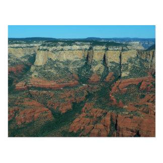 Layers of Red Rocks I in Sedona Arizona Postcard