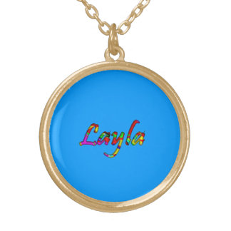 Layla's necklace