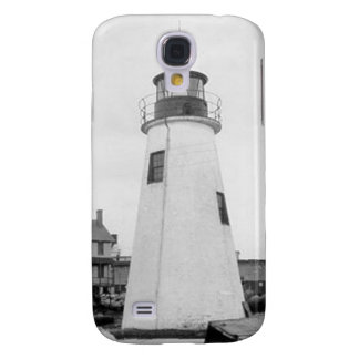 Lazaretto Point Lighthouse Galaxy S4 Case