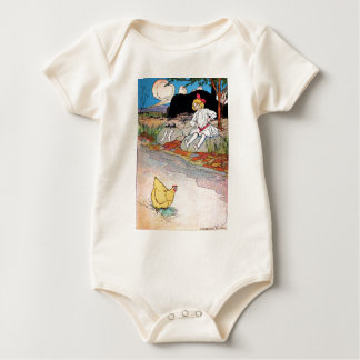 Lazy Afternoon Baby Bodysuit