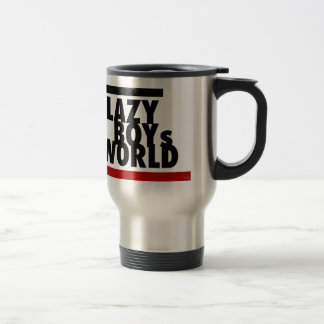 Lazy Boy Travel Mug