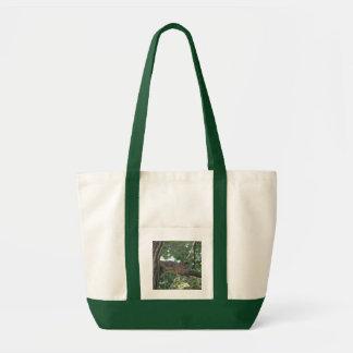 Lazy Squirrel Tote Bag