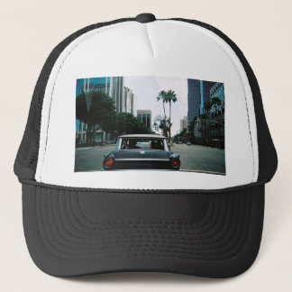 LBC - Long Beach, California Trucker Hat
