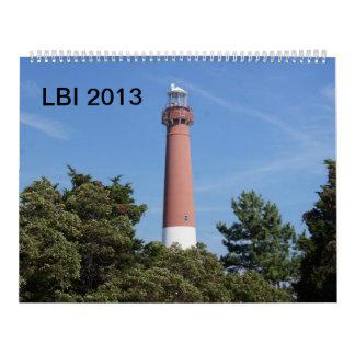 lbi 2013 calander calendars