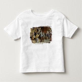 Le Bain de Pieds Inattendu, 1895 Toddler T-Shirt
