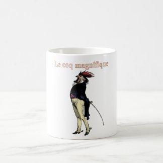 Le Coq magnifique Coffee Mugs