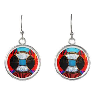 Le Liza Designs Drop Earrings