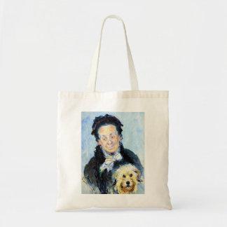 Le Mere Paul  Claude Monet Tote Bag