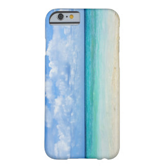 Le Mexique, Playa del Carmen, plage tropicale Barely There iPhone 6 Case
