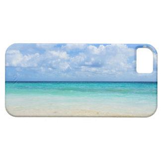 Le Mexique, Playa del Carmen, plage tropicale iPhone 5 Cases