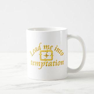 Lead Me Mug