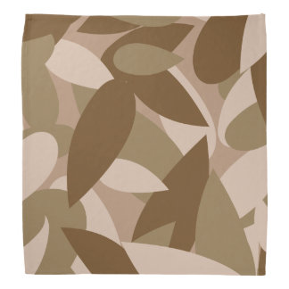 leaf camo bandana