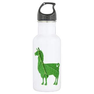 Leaf Llama Water Bottle 532 Ml Water Bottle