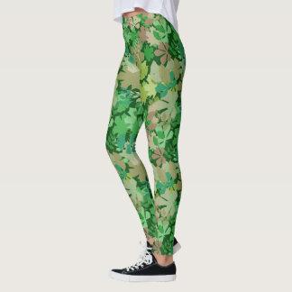 Leafy Forest Leggings