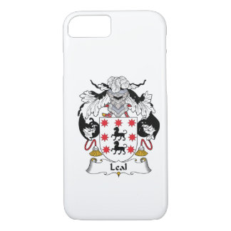 Leal Family Crest iPhone 8/7 Case