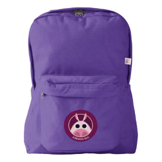 Leary the Pig Backpack