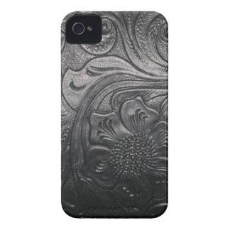 Leather Pattern Blackberry Bold Case-Mate