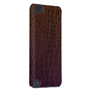 Leather Texture iPod Touch (5th Generation) Case