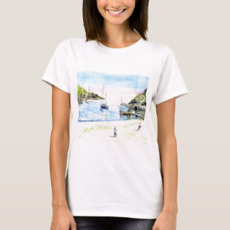 'Leaving at Low-tide' Shirt