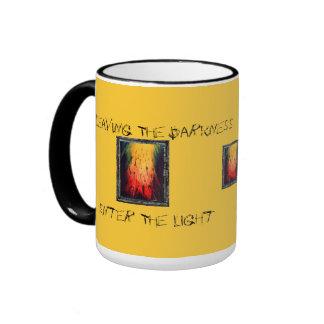 Leaving The Darkness, Enter The Light Mug