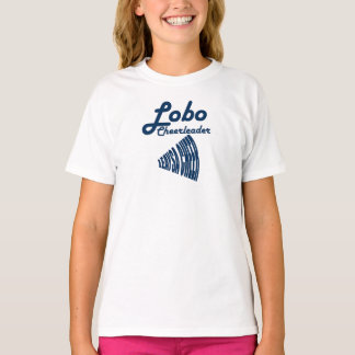 LEAYSA Cheer megaphone T-Shirt