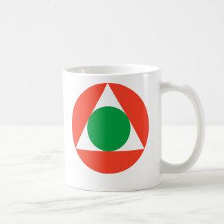 Lebanese Air Force Roundel Coffee Mug