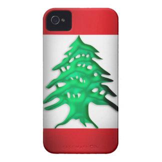 Lebanon Flag Iphone 4/4S Case-Mate Case