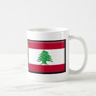Lebanon Flag Mugs