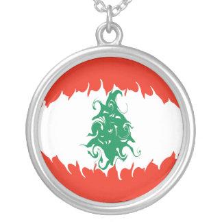 Lebanon Gnarly Flag Jewelry