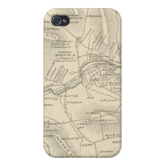 Lebanon, Grafton Co Cover For iPhone 4